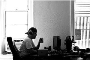 Telecommuting 2